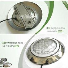 Factory directly offer PAR56 led swimming pool light 12v,led underwater spot light