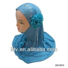 Muslim Hijab Girl Rhinestone Hijabs Muslim Hijab