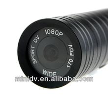 170 Degree Ultra-wide Angle Lens Bullet Sport DV 1080P@30fps, 720P@60fps Sport Action Camera SJ2000 Waterproof Up to 30 Meters