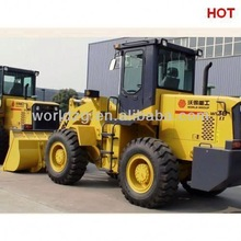 hydraulic joystick control wheel loader(W136II)