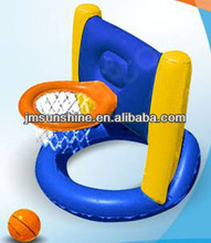 inflatable float basketball hoop,inflatable swim basketball hoop