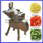 Electric Stainless Steel Vegetable Dicer Machine