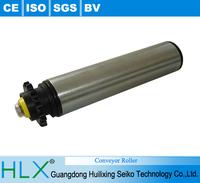 plastic /steel conveyor belt adjustable conveyor drum