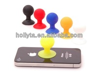 Made in China adjustable cellphone holder,universal octopus silicone mobile phone stand, novelty phone accessoies