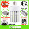 Hot Sales E40 60W 6000k led light bulb