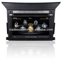 For Honda Pilot 2009-2013 S100 System Car DVD GPS 3G Wifi Phonebook ,POP support, 20CDC, 4G memory