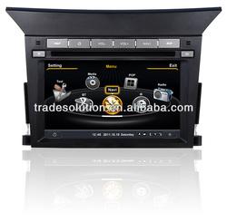 For Honda Pilot S100 System Car DVD GPS 3G Wifi Phonebook ,POP support, 20CDC, 4G memory