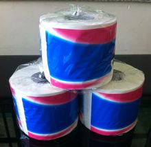 blanco 2 capas de aceite de alta y la absorción de agua de alimentación de papel higiénico