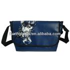 Design fashion leisure sport waterproof tarpaulin messenger bag 2014 FX