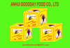 onion bouillon cubes with low price in china factory