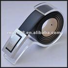 M8013A2 Black fashion garter belts for men