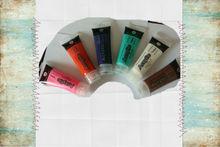 75 ml phoenix acrylic paints, 53 colors maries acrylic colour, artist color,EN71-3,EN71-9