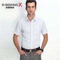 K- boxe marque court. slevee été, rayé hommes shirt vêtement