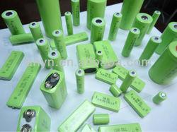 1.2V F15000mah battery cell for e-bike and solar battery ni-mh high capacity