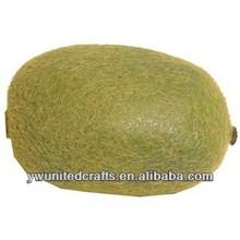 Artificial Kiwi Large - faux kiwi fruit
