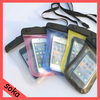 hot popular waterproof mobilephone neck pouch with good quality