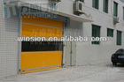high speed roller up shutter rapid door high quality rapid roller shutter door automatic roll-up door