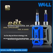 Waterproof E-LVT wholesale 2014 mechanical mod e cigarette e-lvt