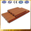 Manufacturer good price lesco wood plastic composite wpc