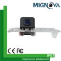 Hd a prueba de agua inversa de copia de seguridad de la cámara de vista trasera para jeep compass/2012 patriota