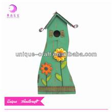 flower wood decorative bird houses decoration birdcage decorative pet house