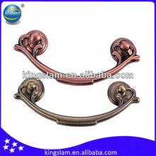 Classic hanging zinc handle/ classic kitchen cabinet handles KH8277