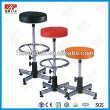 High quality aluminum laboratory stools