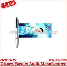 Disney factory audit manufacturer's logo banner pens 142685