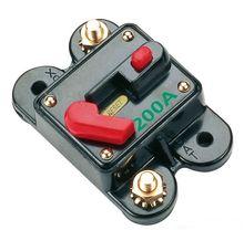 12V 200A Reset car electrical circuit breaker