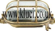 1700 bronze waterproof bulk headlight fixture gold matt finish