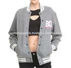 Fashional and cheap custom made varsity jackets for women