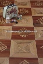 AC3 real wood engineered high gloss 12mm laminate flooring