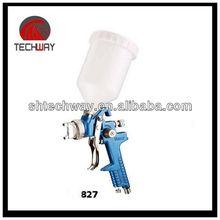 voylet spray gravity gun hvlp H827 from Shanghai Techway