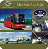 53 seats off-road bus GTZ6126 for sale