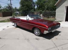 1964 BUICK SPECIAL - CONVERTIBLE