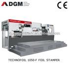 HOT FOIL STAMPERS TECHNOFOIL1050 F auto feed die cutting machine