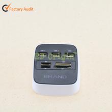 LED USB Combo / Multi Card Reader / SD+TF Card Reader