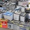 MF 6TN100 12v 100ah truck battery drained car battery scrap