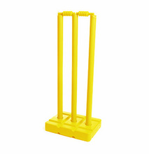 Plastic Cricket Stumps Designer Best Quality