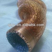 "Aluminium Foil Flexible Ducting Ventilation & Hydroponic 125mm 5"" x 5m or 10m"