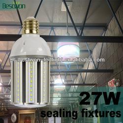27w 2900lm 360 degree UL avaliable e27 e40 canopy LED retrofit