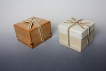 Japanese handmade wooden box for packaging japanese flavor custom made by japanese craftsmen at our factory custom -made accept