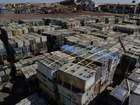 Drained Lead ISRI Code Rains Car Battery Scraps