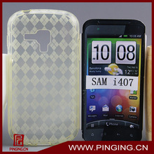 Wholesale tpu cell phone cover case for samsung galaxy amp i407