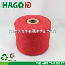 regenerated 100 cotton melange yarn waste