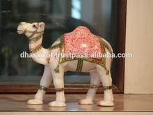 indoor decor camel statue