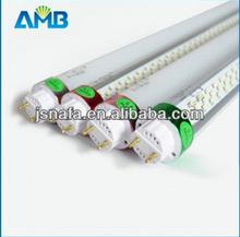 Online hot sale 12v/24v T5/T8 LED Fluorescent light tube 5500k lamp light /Bulb led