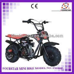 Sports 80cc 4-Stroke Pull Starter Mini Pocket Bike