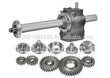 Rotavator / Rotary Tiller Kit
