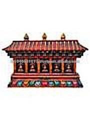 Pancha Buddha Temple Wall Hanging